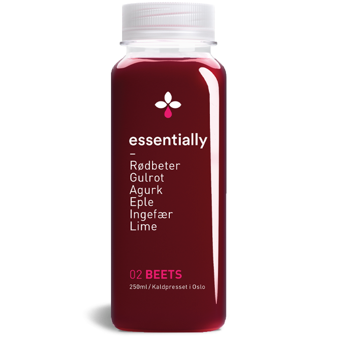 Essentially Beets Juice