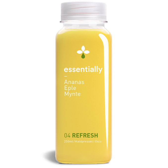 Essentially Refresh juice