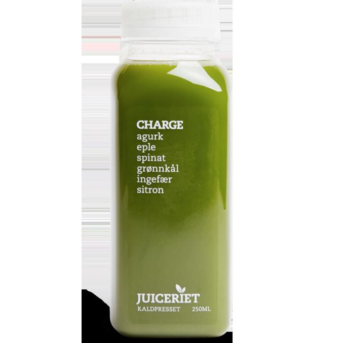 Juiceriet Charge juice