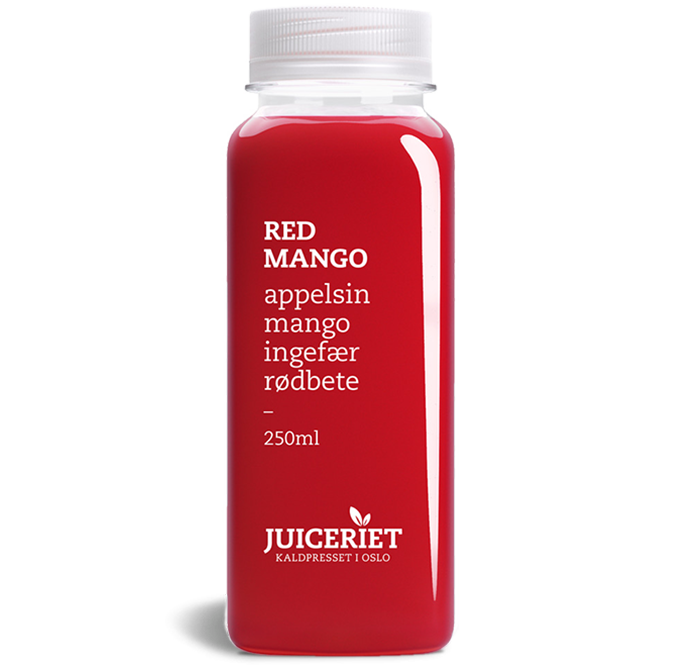 Juiceriet Red Mango