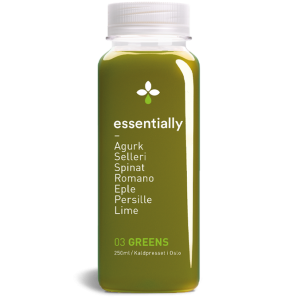 Essentially Greens juice