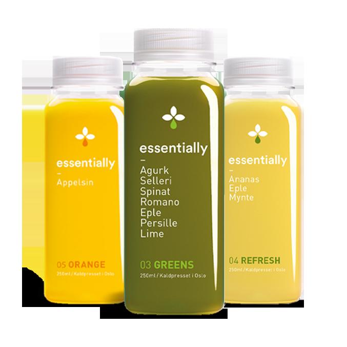 Juiceprogram er nå tilgjengelig!