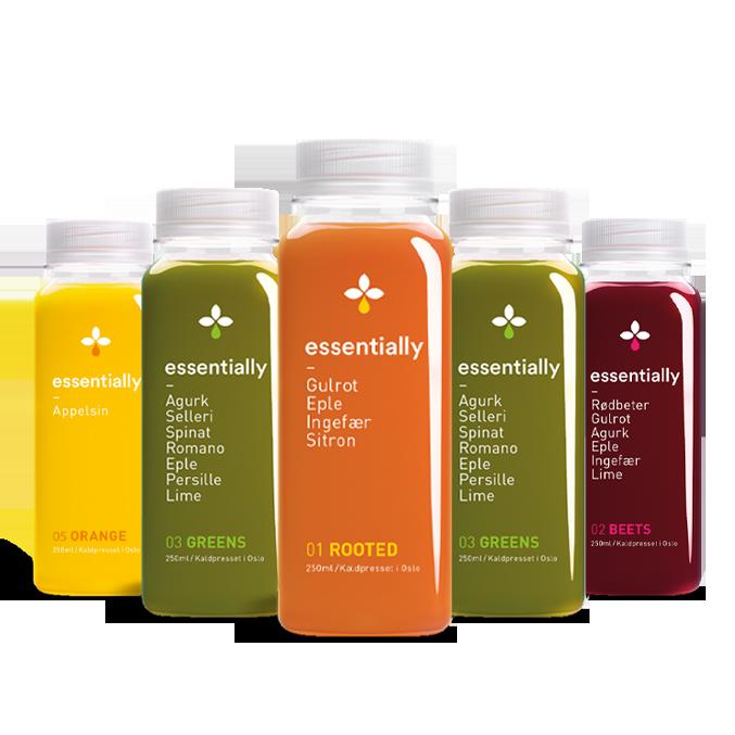 Revitalization Juiceprogram