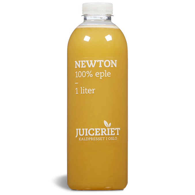 Juiceriet Newton 1L eplejuice