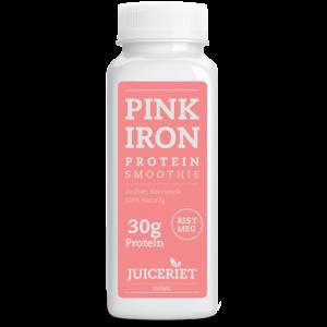 Pink Iron Protein Smoothie x6